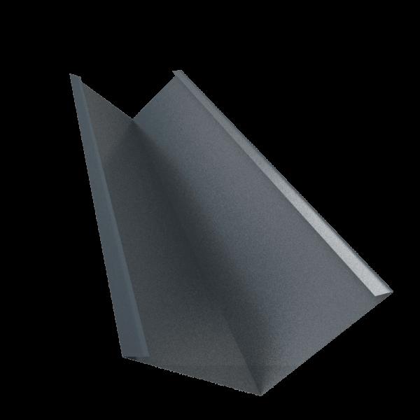 Ендова крыши нижняя (внутренняя) 300 х 300 оцинкованная