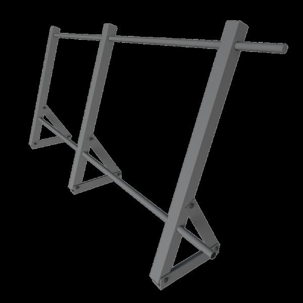 ograzhdenie-krovelnoe-stalnoe-s-polimernym-pokrytiem-ral-7004-vysota-1200-mm