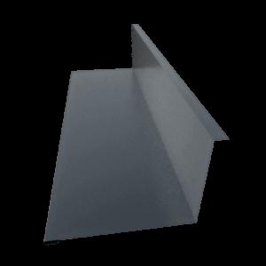 Планка примыкания нижняя 150 х 250 оцинкованная