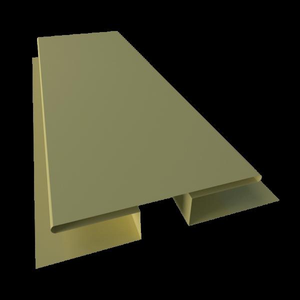 Планка соединительная H-образная для металлосайдинга СТИЛПЛАНТ