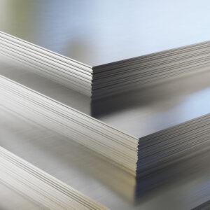 Лист стальной оцинкованный 2500 мм