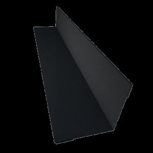 Угол внутренний простой 50 50мм RAL 7024